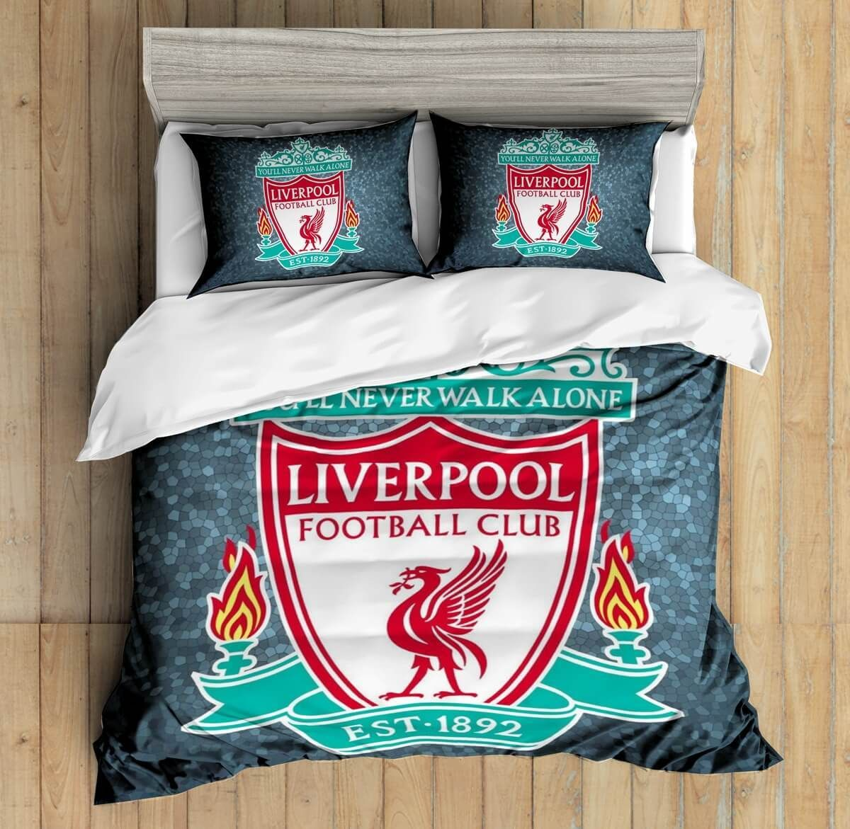 3d Custom Liverpool F C Bedding Set Duvet Cover Set Bedroom Set Bedlinen Kiwi Bedding Duvet Bedding Sets Duvet Cover Sets Bed
