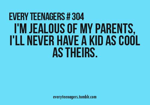 Every Teenagers
