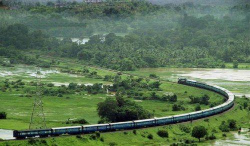 Konkan Railways (Konkan Railway), India