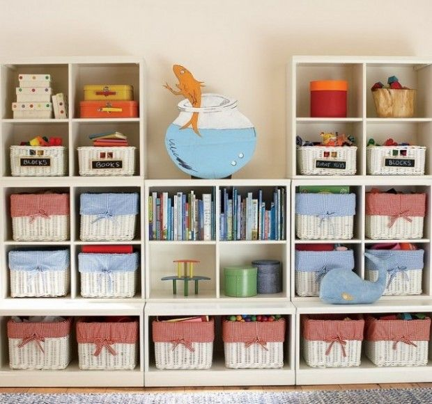Kids Storage Ideas Part - 27: Childrenu0027s Storage Ideas :: Storing Things You Simply Canu0027t Part With