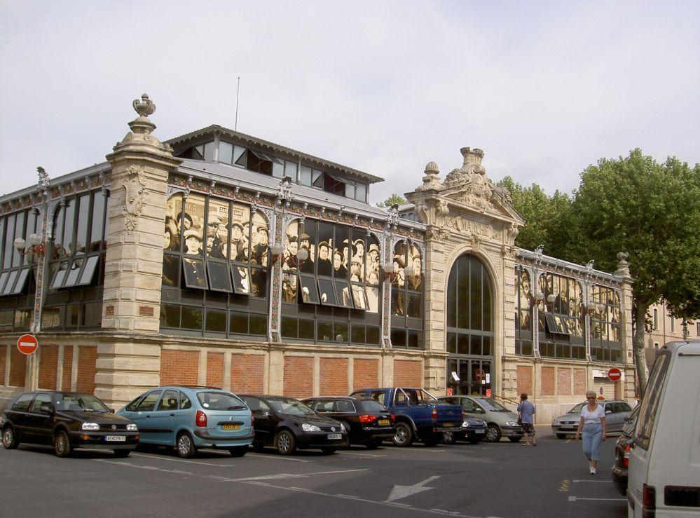 Les Halles 1900. www.audetourisme.com