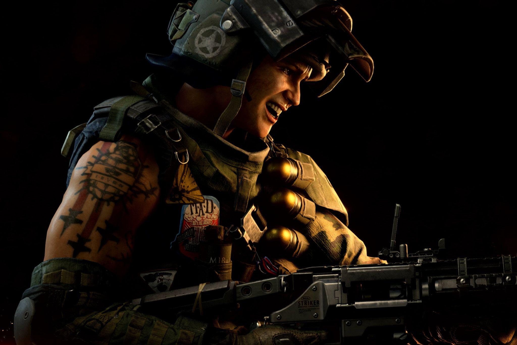 Call of Duty Black Ops 4 Un trailer pour la version PC