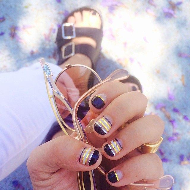 Cynthia Sakai @JeffandVita Clawson Fede | Websta | Style | Pinterest