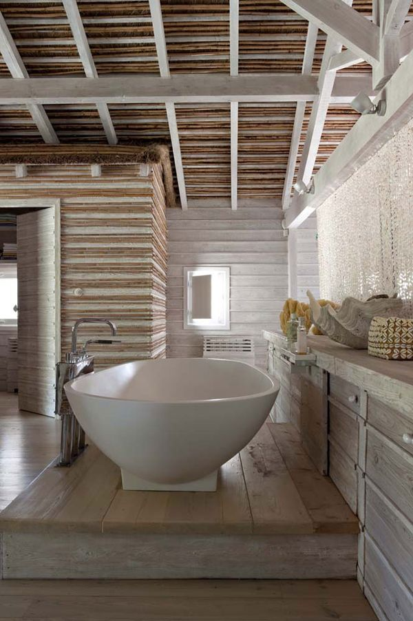 chambre 1 Natural StylesBathroom InspirationBathroom chambre 1