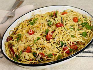 Recetas | Pastas con crema de sardinas y tomate | FOXlife.tv
