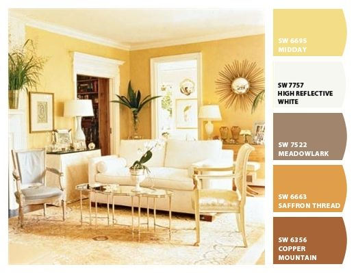 Family Room and Foyer color scheme | Decorating Ideas | Pinterest ...
