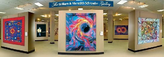 I Ve Been Lost For Hours In The National Quilt Museum In Paducah Ky It Is A Stunning Place To See With Images National Quilt Museum Paducah Museum Quilts