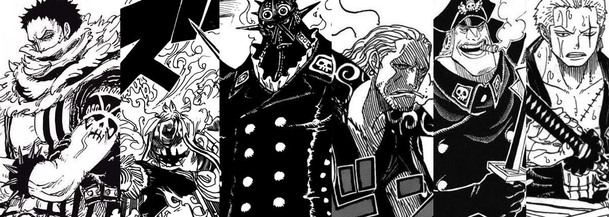Pin by Joey Mendez on ONE PIECE (ワンピース) One piece manga