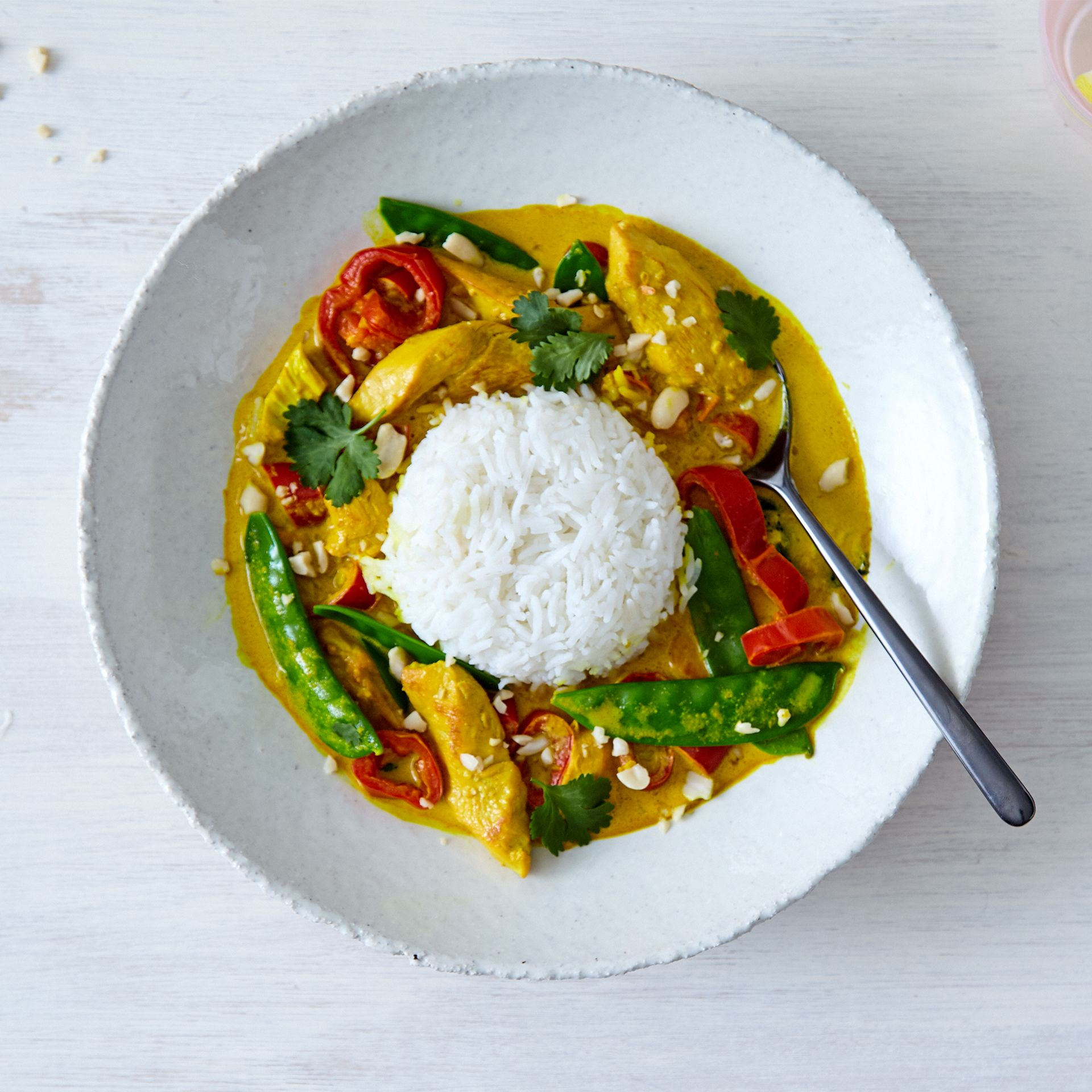Cambodian Chicken Samla Curry Recipe Gousto Gousto Recipes Curry Recipes Recipes