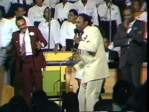 Bishop Paul Morton Preaching for Bishop G E Patterson Back in the Day