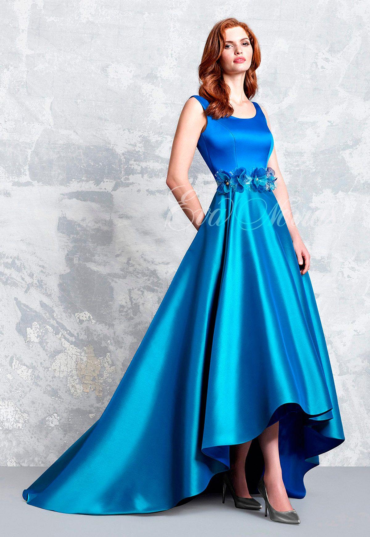Vestido de fiesta o madrina de Pepe Botella colección 2017 modelo ...