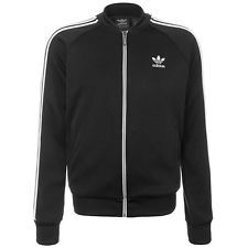 Adidas Originals SST Superstar (Black) Track Jacket Men's