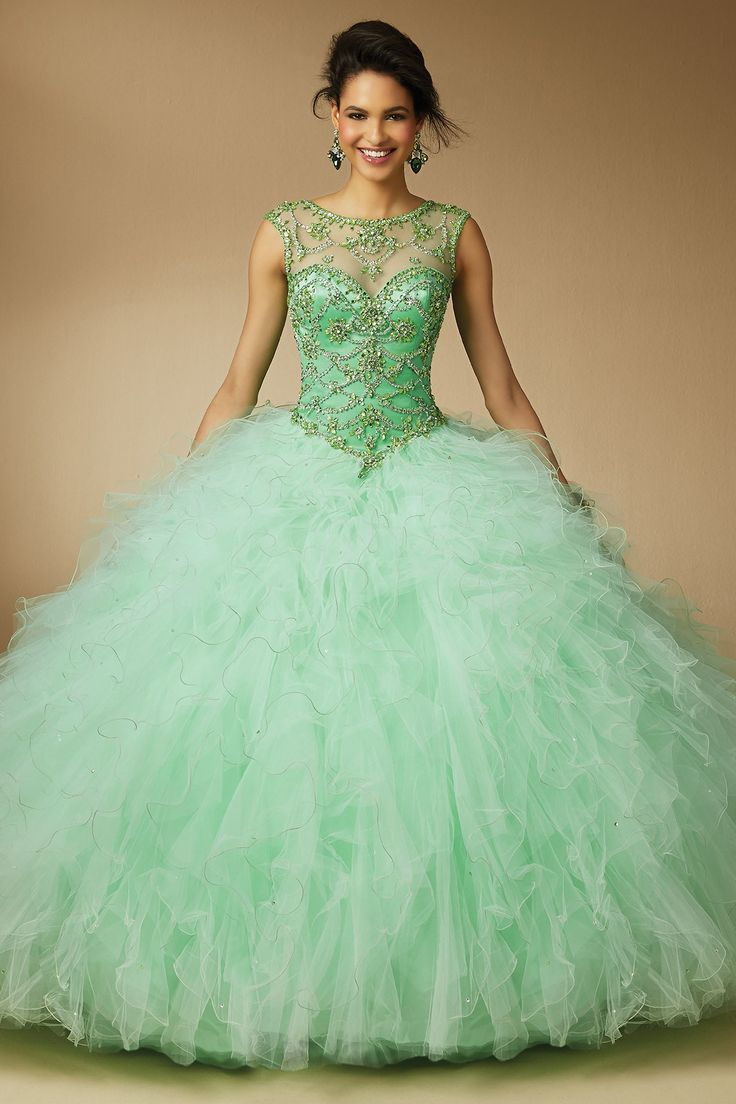 Quiz: Are You More of a Modern Quinceañera Dress or a Ruffled ...