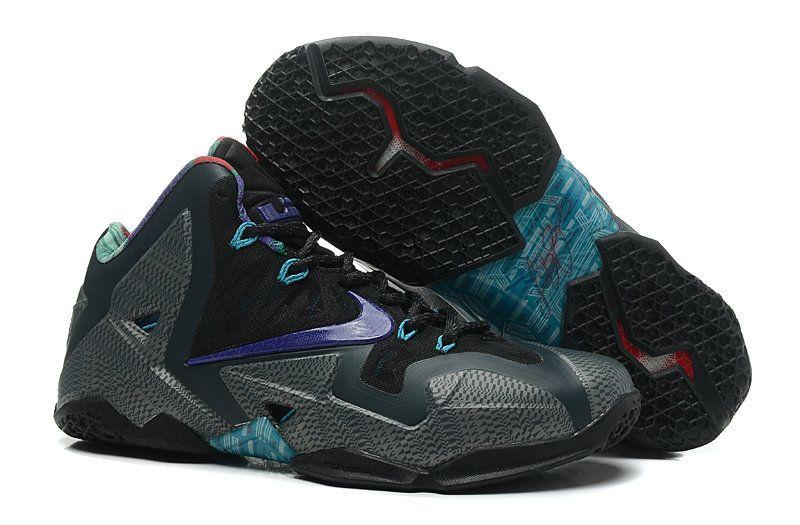 24376d3c90c8 Nike LeBron 11 Mark 6 Ironman Customs