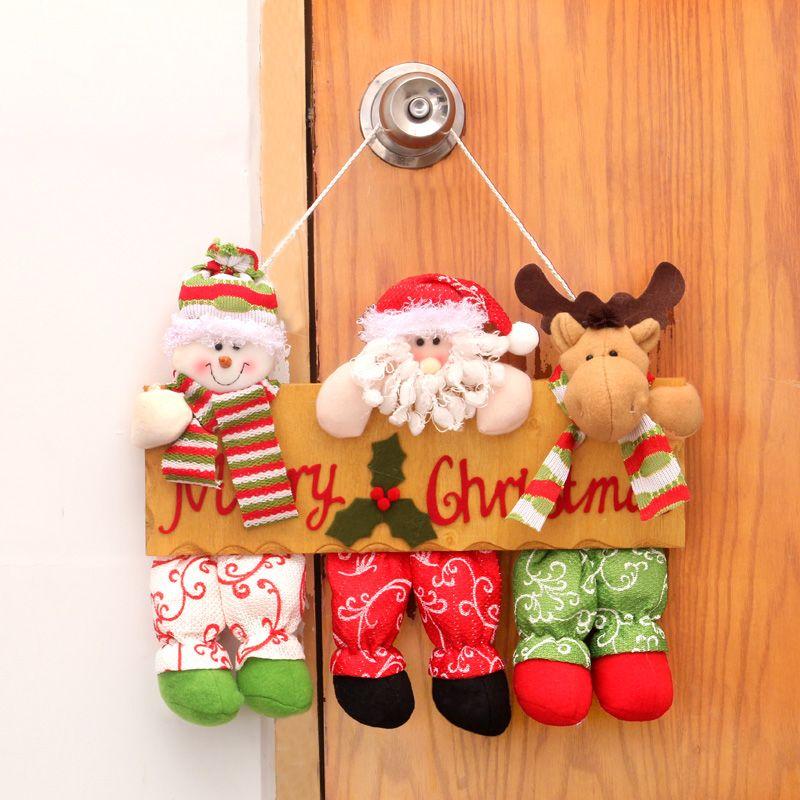 decvoracion para pùertas en navidad - Buscar con Google cosas - cosas de navidad