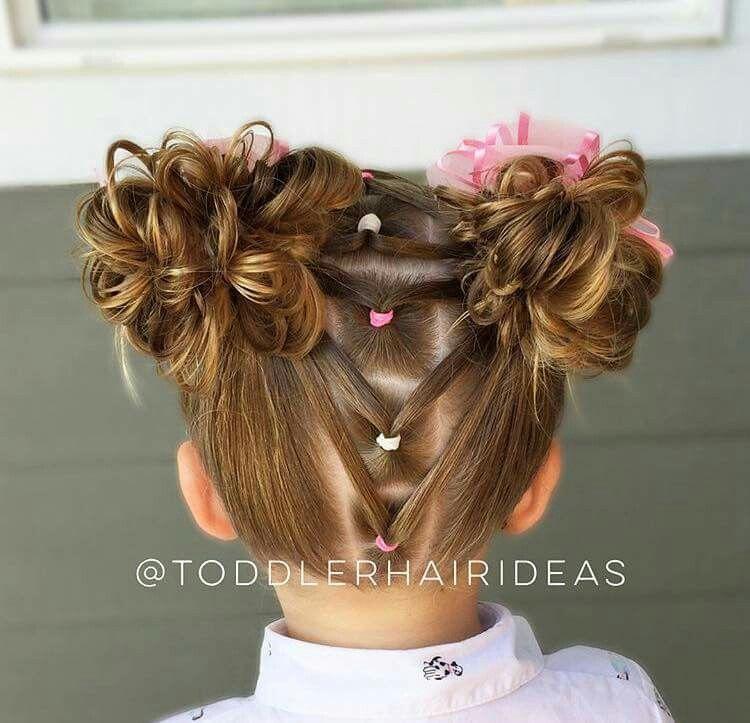 Peinados Ninas Hair Styles Toddler Hairstyles Girl Girl Hairstyles