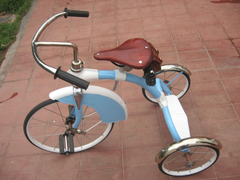 triciclo restaurado Tricycles Pinterest Bicycle