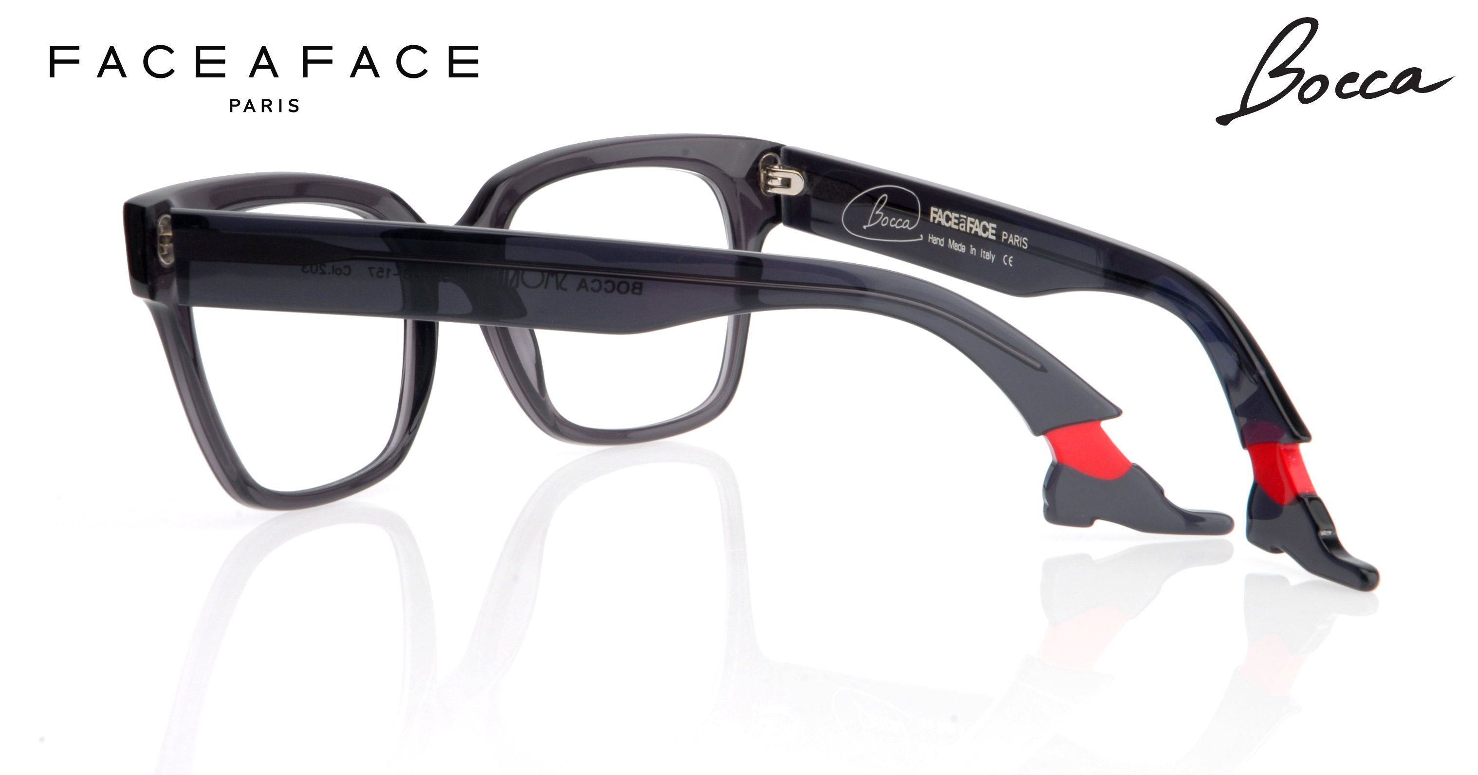 Wear face collection - Face A Face Employs 12 French Craftsmen To Handcraft The Collection You Feel The Commitment To Quality Each Time Your Wear Face A Face Eyewear