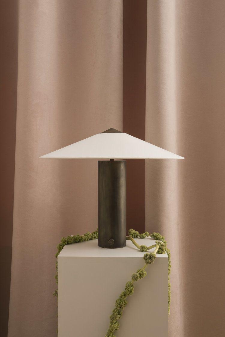 Yama Table Lamp Small Table Lamp Metal Table Lamps