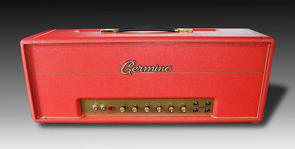 Germino amplification headroom 100 guitar amp amp