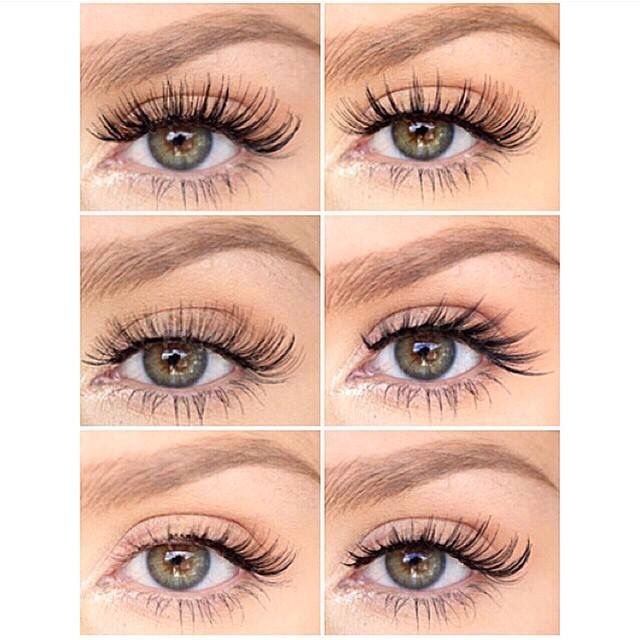 e163ee297d5 XOBeauty eyelashes - a great example of how falsies can change your look!  @xoshaaan