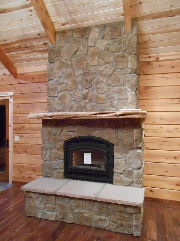 Rock Wall Fireplace Fireplace Wall Fireplace Stone Fireplace