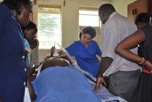 $25  Three Day Ultrasound Training for One Nurse