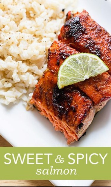 Photo of Sweet and Spicy Salmon Recipe