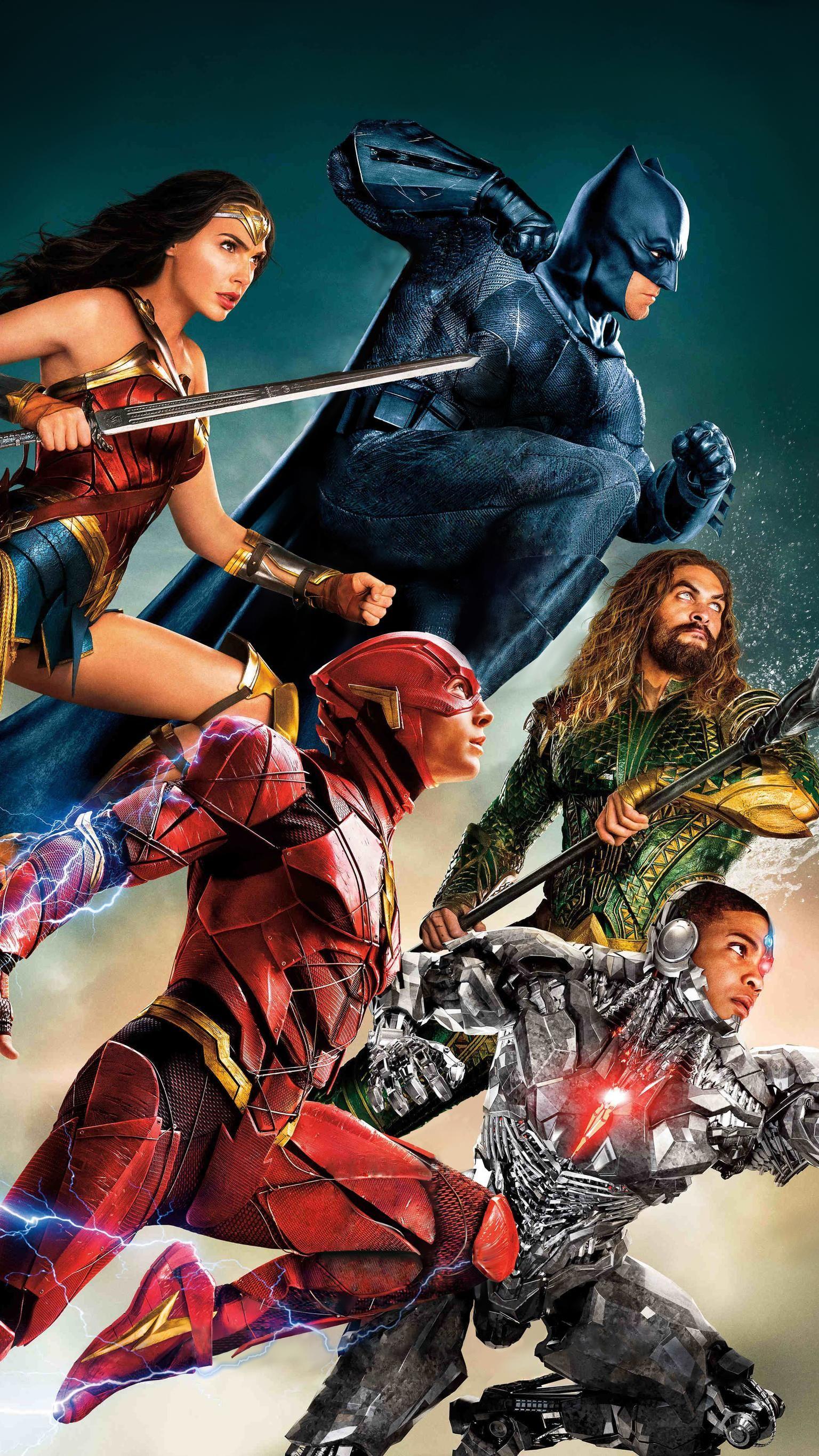 Justice league 2017 phone wallpaper moviemania dc