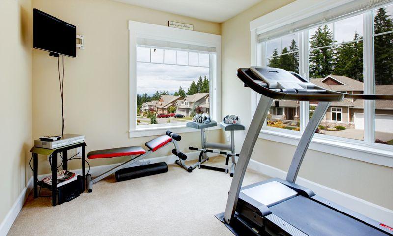 No Gym? No Problem! It\'s time to Transform your (Garage into a GYM ...