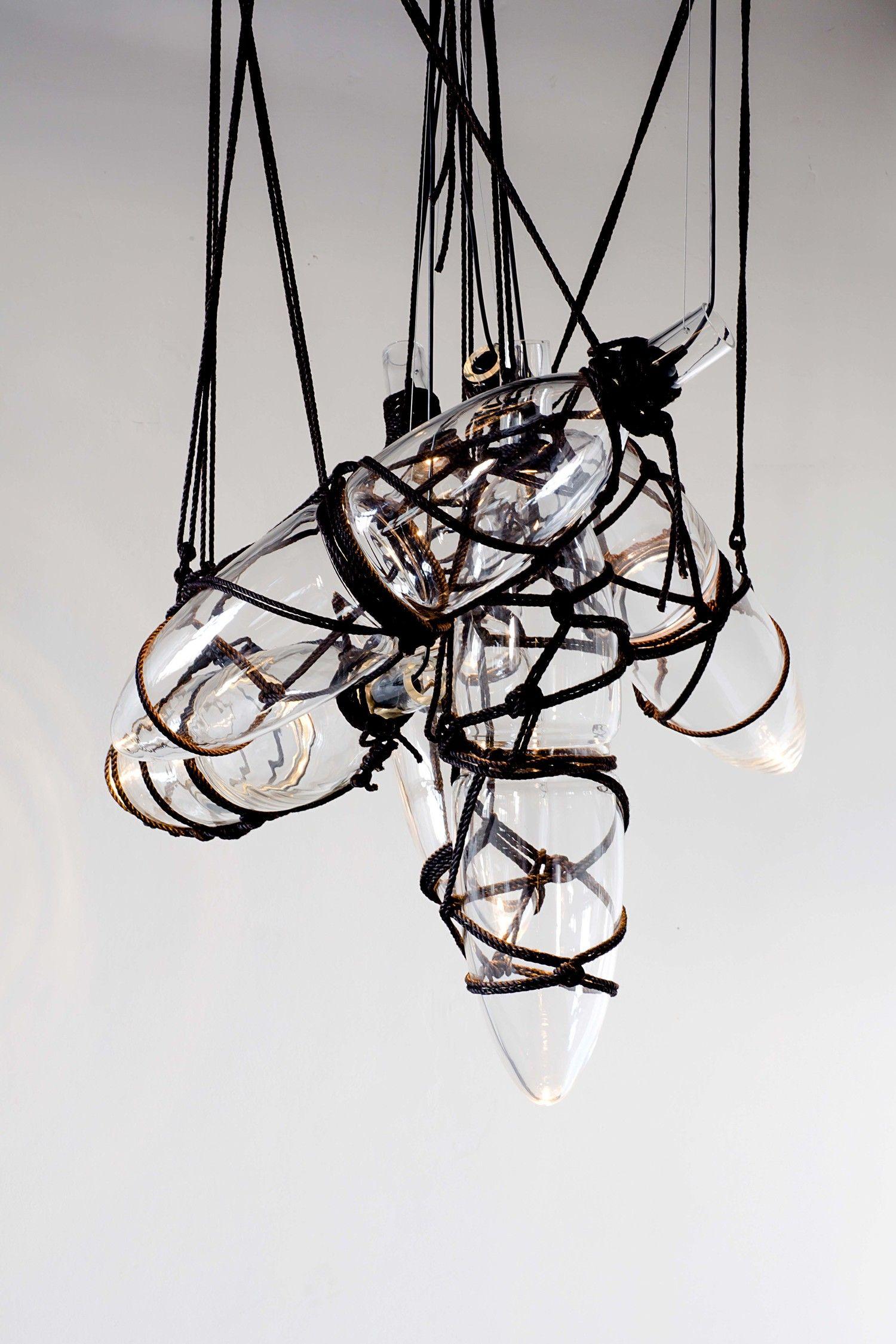 Shibari lighting Decor ideas Pinterest