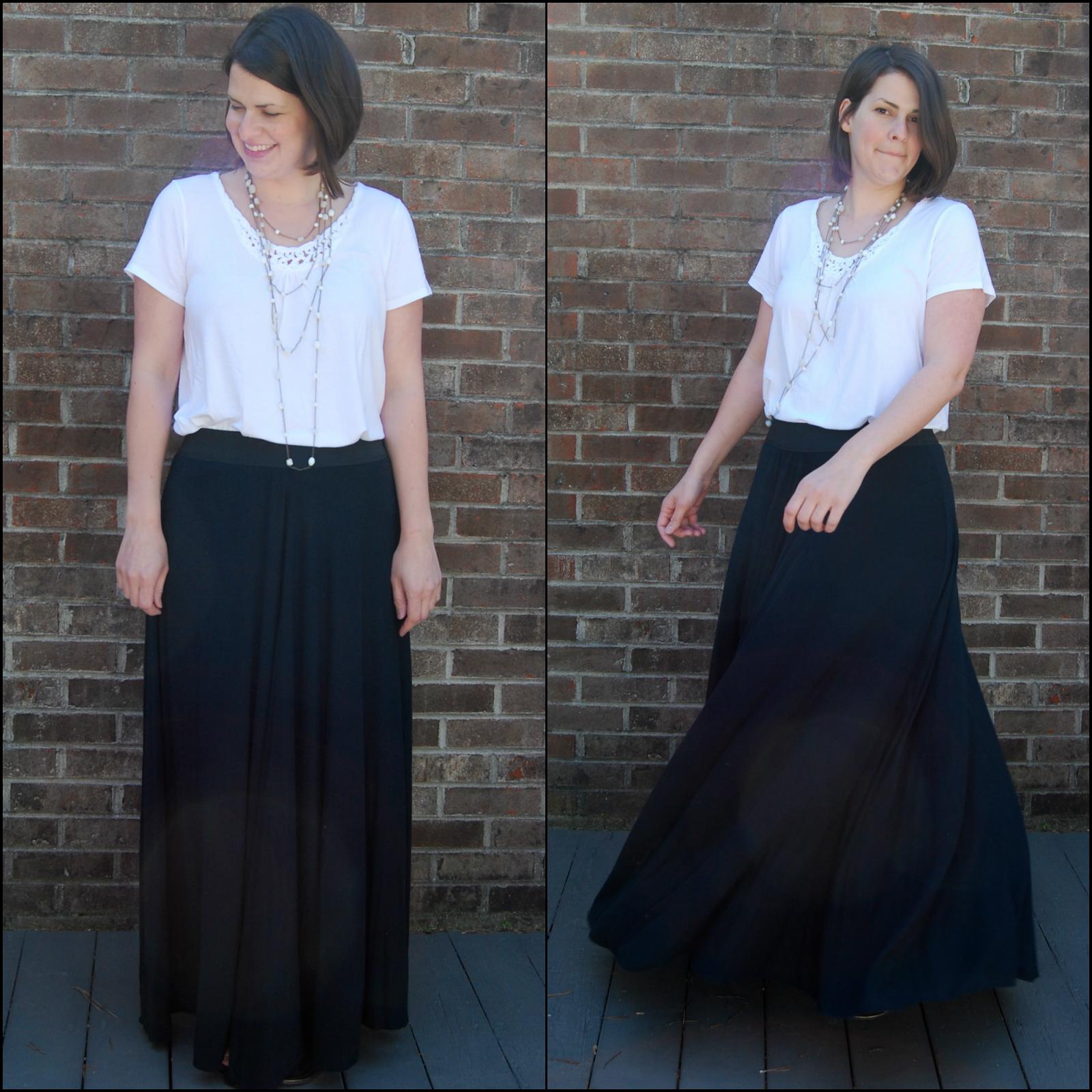 More Circle Maxi Skirts (lizajanesews)
