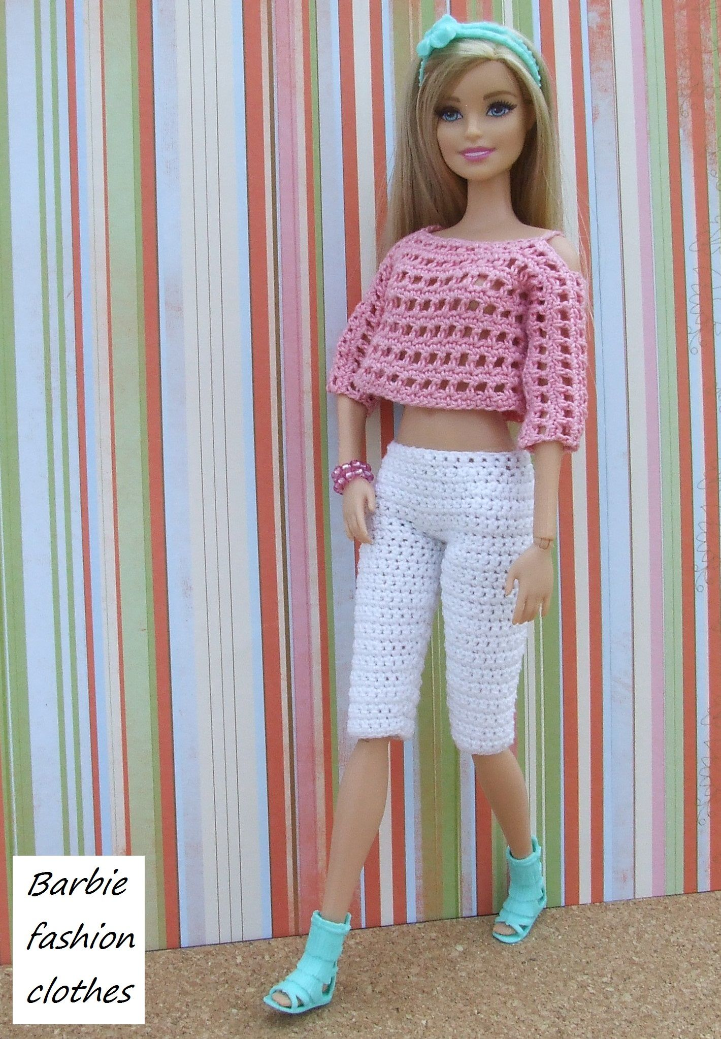 Pin von Anel Lombard auf Barbie fashion clothes | Pinterest