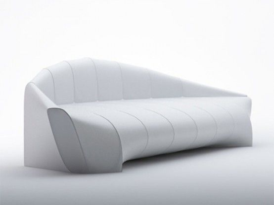 Furniture White Design For Modern Design Of Sofa With