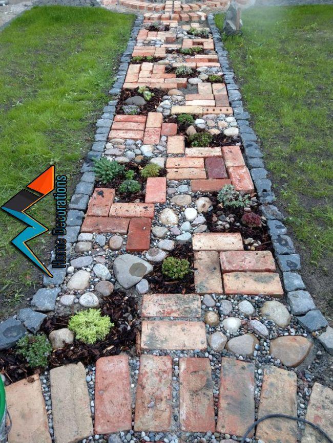 Gartenweg   Idee zum selbst gestalten   Gartenweg  ...