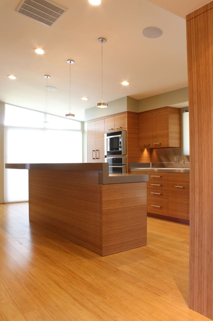 Bamboo Project Kitchen Interesting Wood And Wood