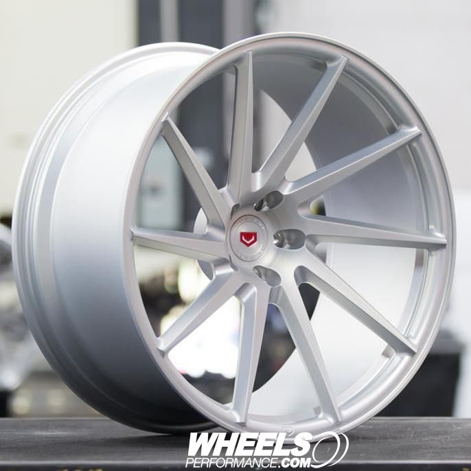Vossen Forged VPS-310T Finished In #MatteClear @vossen