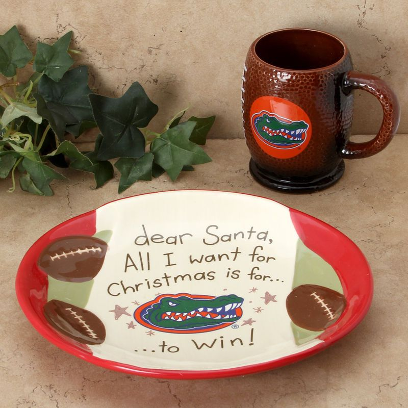 Florida Gators Cookies For Santa Gift Set Santa Gifts Gifts