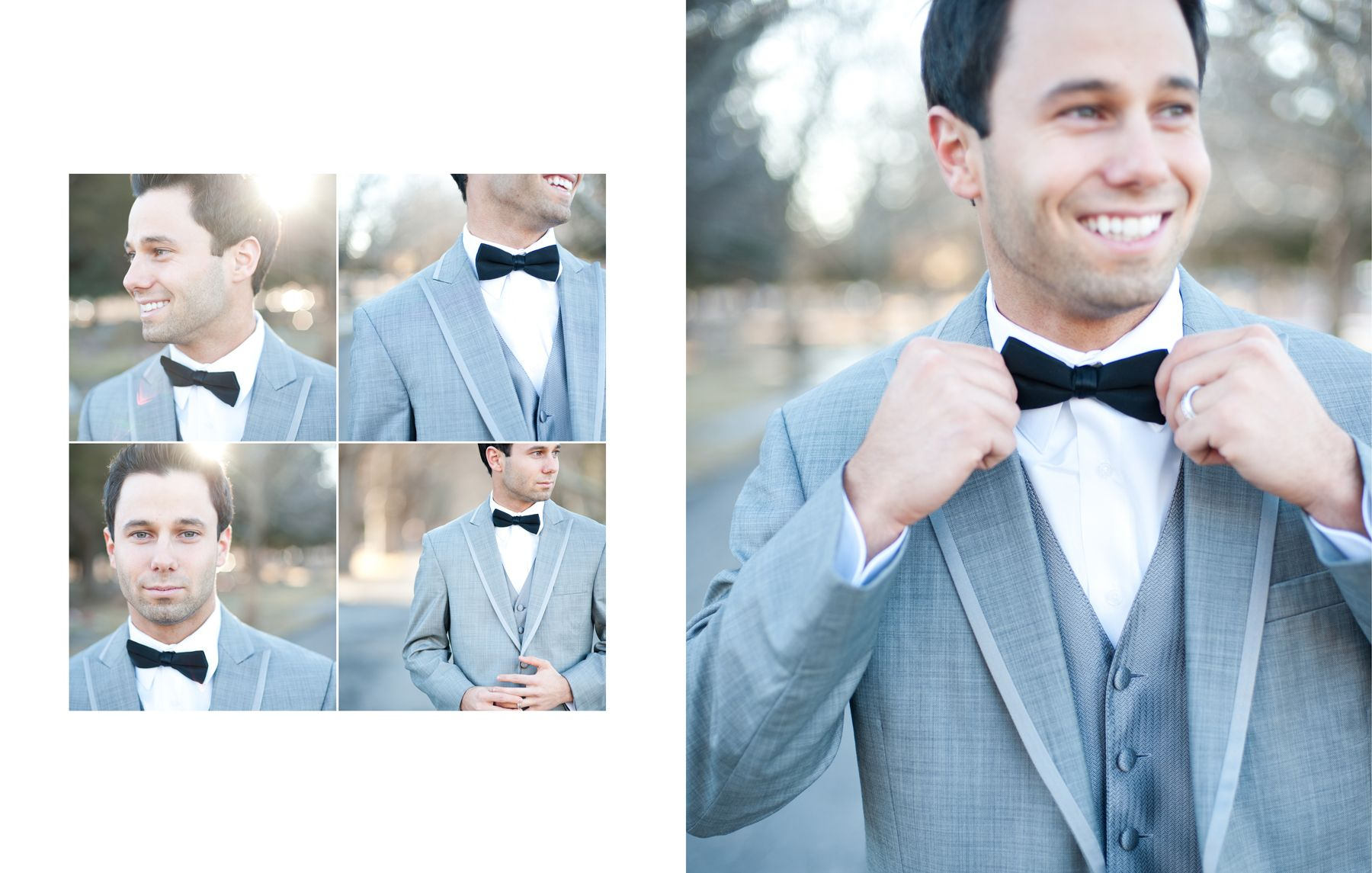groom, grey tux, bliss un-wedding, casey mcfarland photography | The ...