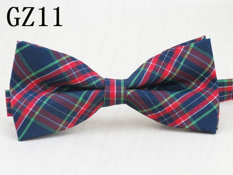 Silk Bow Ties Formal Commercial Bowtie