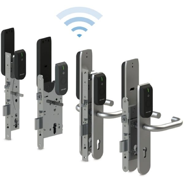 wireless system - Salto Systems | security system planned at