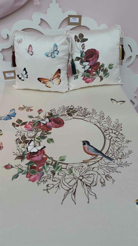 Kumaş Boyama Kumaş Boyama Fabric Painting Fabric Crafts Ve