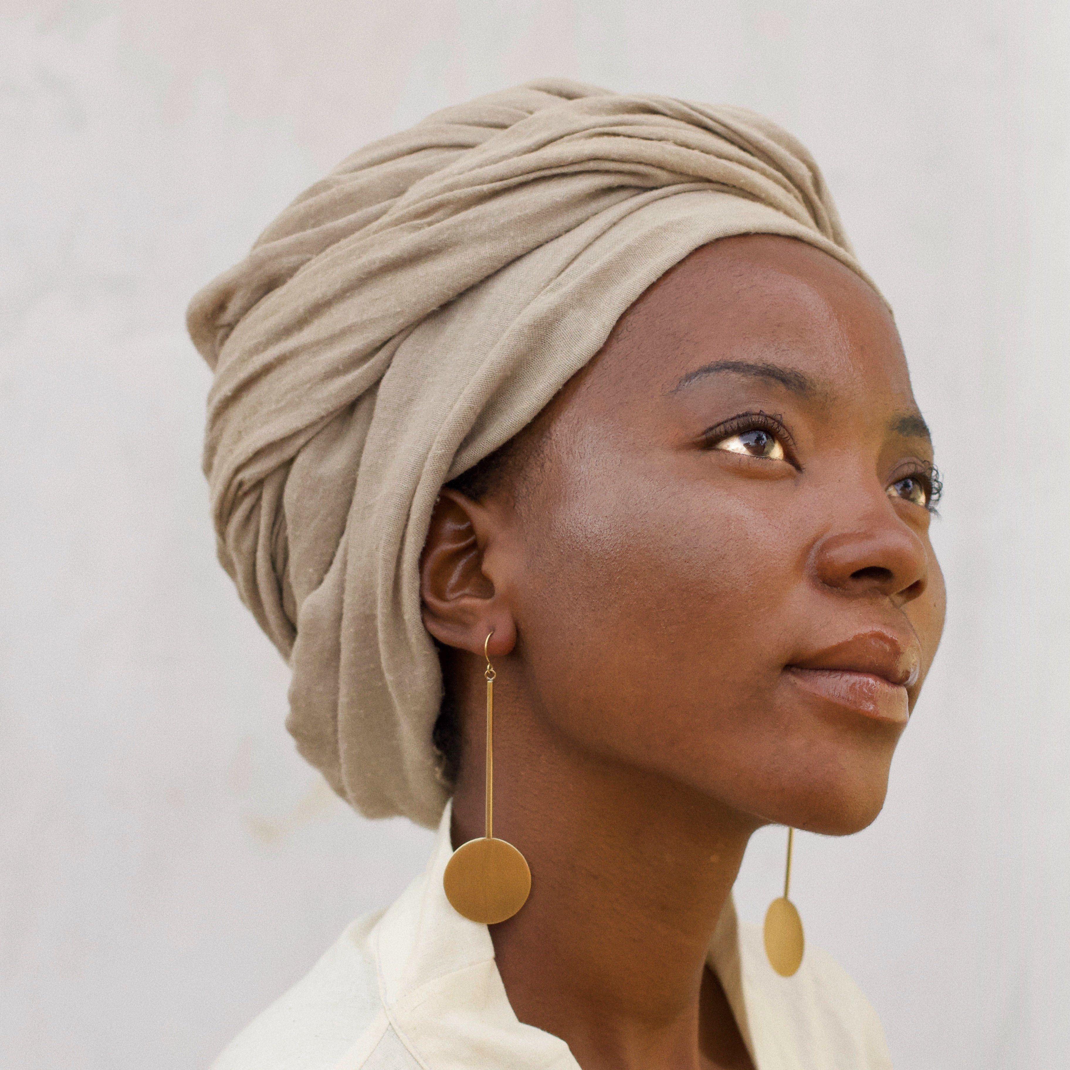 Jembe Earrings