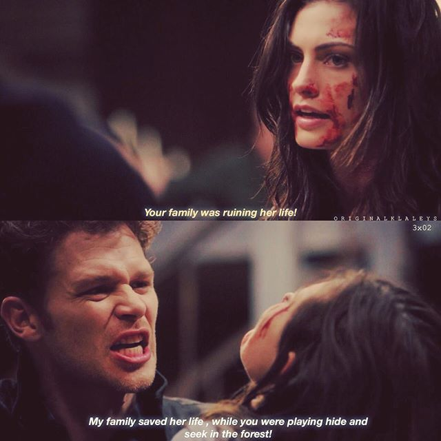 """#TheOriginals3x02 """"You Hung the Moon"""" - Hayley and Klaus favorite scene ever"""