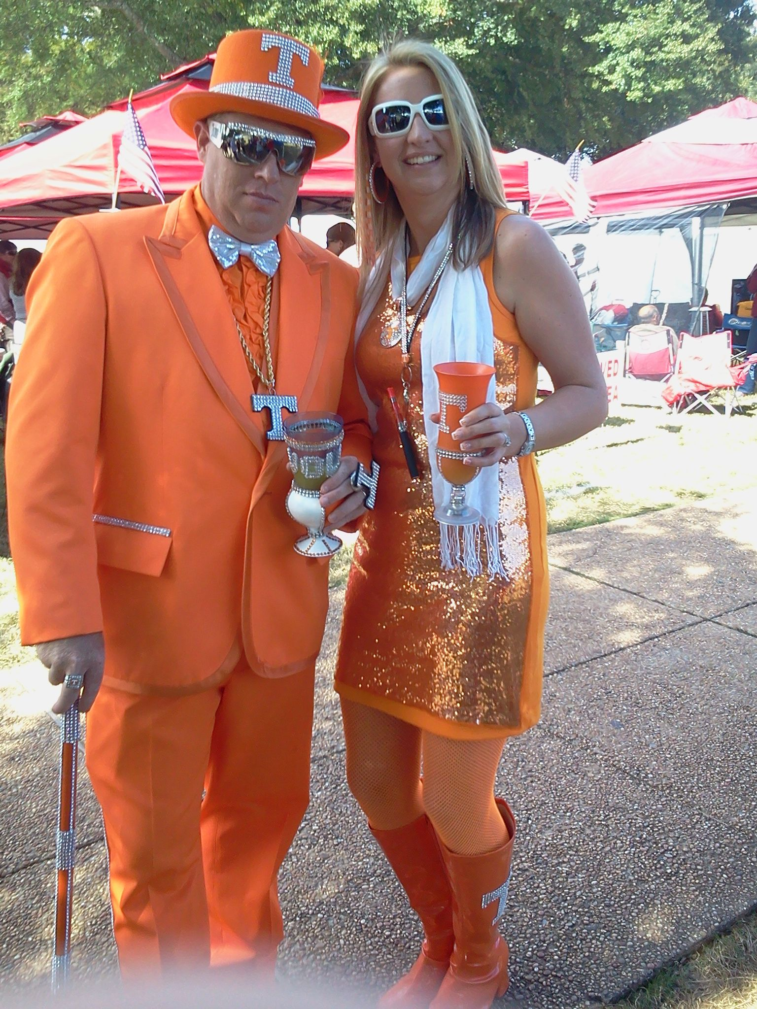 45+ Game day outfits auburn mode