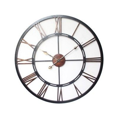 http://www.therange.co.uk/metal-numeral-clock/clocks/the-range/fcp-product/71909