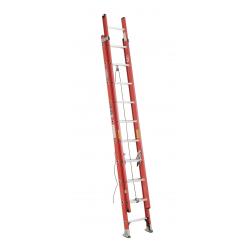 Werner 16x300fe Fiberglass Extension Ladders Diamond Tool Ladder Fiberglass Ladders Scaffolding