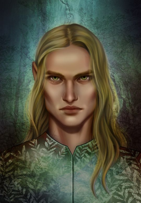 Tamlin From A Court Of Thorns And Roses Series By Morgana0anagrom