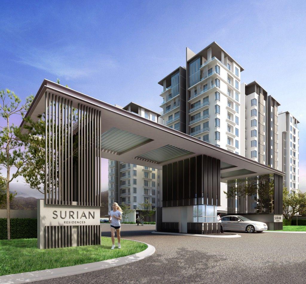 Gatehouse Apartments: Condominium Entrance - Google Search