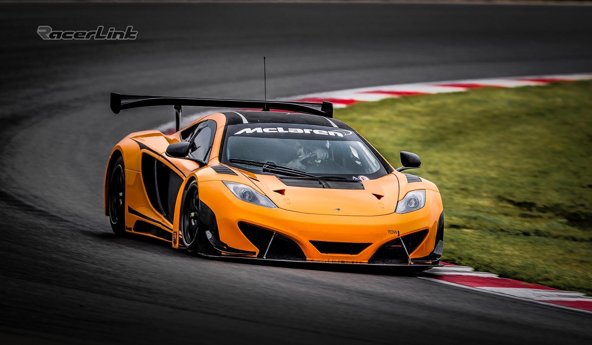 McLaren 12C GT3 Mclaren 12c, Pirelli, Mclaren